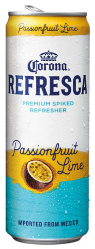CAN OF CORONA REFRESCA